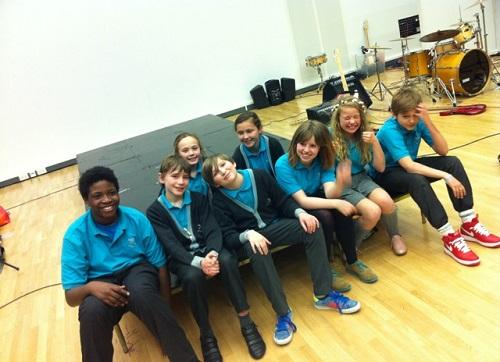 Student Council at Thomas Tallis School