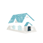 small icon of a house